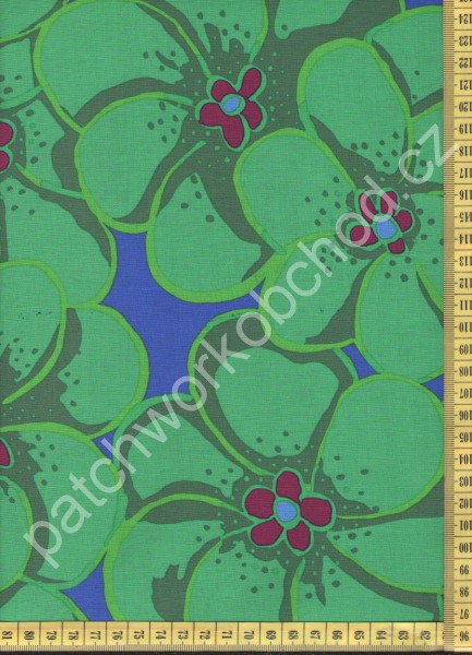 Elephant Flower - Brandon Mably PWBM.056-Green (1)