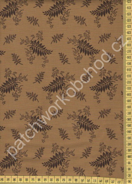 V001 Old cambridge pike utopian tan - 84324-19 Moda Fabrics